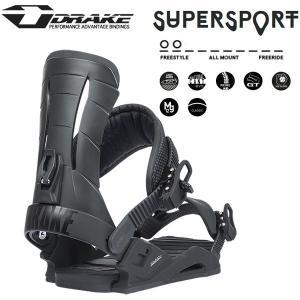 15-16DRAKE【SUPER SPORT/BLACK】