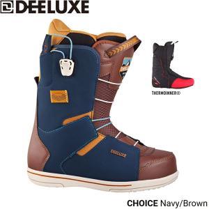 2016/2017 DEELUXE【CHOICE TF/Navy-Brown】|1001shopping