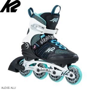 2017K2 ALEXIS 80 ALU ケーツーインラインスケートレディースフィットネス|1001shopping