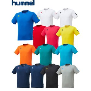 hummel ワンポイント ドライTシャツ/HAY2084 ヒュンメル|1001shopping