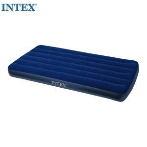 INTEX/ツインクラシックエアーベッド/U-68757|1001shopping