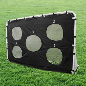 スチールサッカーゴール【LS-18012】サッカーゴール|1001shopping