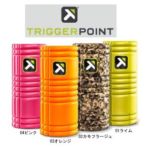 【TRIGGER POINT】GRID フォームローラー スタンダードモデル!トリガーポイント|1001shopping