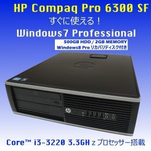 HP Pro 6300 SF Core i3-3220 3....