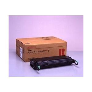 リコー 純正品 RIFAX リファックス  トナー タイプ5    /J102/J141|107shop