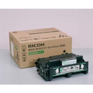 リコー 純正品 IPSiO SP EC トナーカートリッジ 4200  /J102/J82|107shop