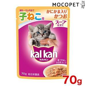具材たっぷり!スープたっぷり!総合栄養食の猫パウチフード。・4902397813873・魚類(かつお...