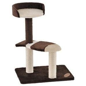 アドメイト [Add.Mate]キャットタワー 猫タワー 猫のおあそびポールお魚ファミリーロータイプ...