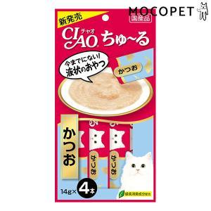 チャオ ちゅーる かつお14g×4SC-72 / ちゃおちゅ...