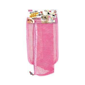 マルカン 包んでケア ピンク 猫用保定袋  ピンク 4906456558125愛猫の爪切りや通院時に...