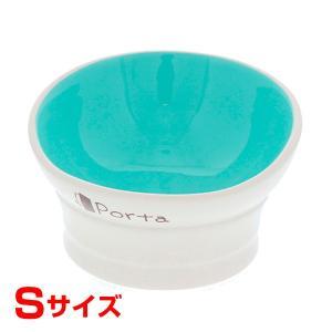 [ペティオ]Petio Porta 脚付き陶器 食器 餌皿 Sサイズ 4903588255700 #...