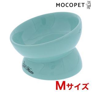 [アドメイト]Add.Mate 食べやすい陶器食器 Mサイズ / フードボウル 餌皿  490358...