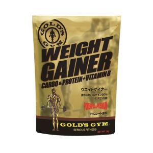 ゴールドジムのウエイトゲイナーなら、良質の栄養素をシェイクで簡単に摂取でき、かつ製品100gあたり脂...