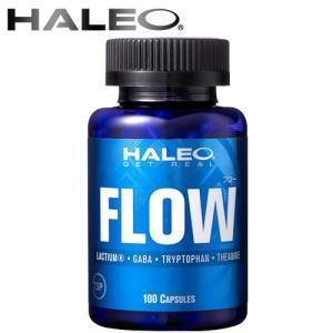 ハレオ HALEO サプリメント フロー FLOW 100カプセル  - ボディプラスインターナショナルの商品画像|ナビ