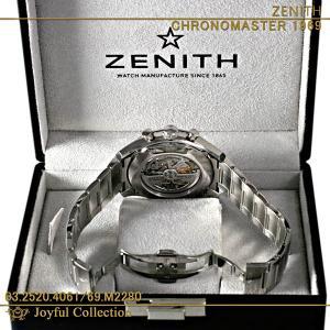 6e2f9004ea ゼニス(ZENITH) エルプリメロ クロノマスター 1969 45mm ブレスレット 03.2520.4061/69.