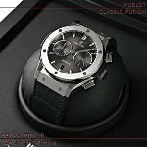 ウブロ(HUBLOT)時計 クラシックフュージョン クロノグ...