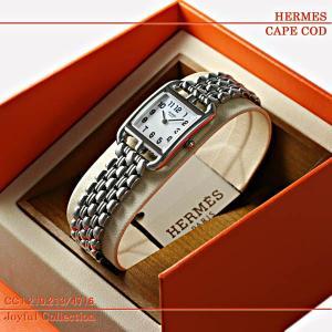 buy popular 1acc3 a8d98 エルメス(HERMES)時計 ケープコッド レディース CC1.210.213/4716