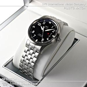 インターナショナルウォッチカンパニー IWC パイロットウォッチ マーク17 IW326504 新品...