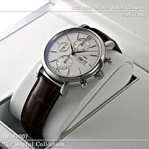 IWC(腕時計) ポートフィノ クロノグラフ IW39100...