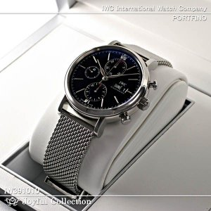 IWC(時計) ポートフィノ クロノグラフ IW391010...