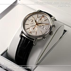 IWC(腕時計) ポートフィノ クロノグラフ IW39102...