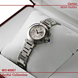 カルティエ 時計 パシャ レディース ミスパシャ W3140...