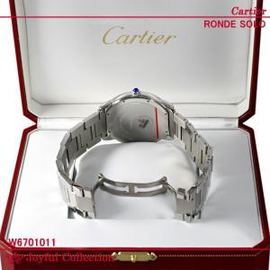 カルティエ(Cartier)腕時計 ロンドソロ...の詳細画像2