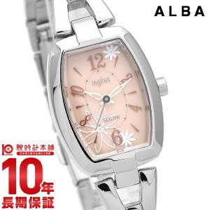 セイコー アルバ ALBA アンジェーヌ ソーラー 100m防水 AHJD058 レディース 腕時計 時計の商品画像
