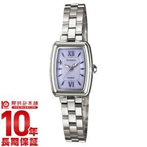 カシオ シーン CASIO SHEEN ソーラー  レディース 腕時計 SHE-4504SBD-6AJF(予約受付中)|10keiya