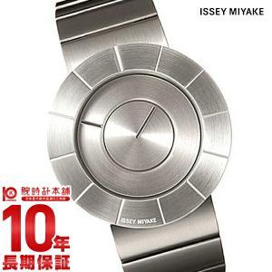 今ならポイント最大20倍 イッセイミヤケ ISSEYMIYAKE トゥー  メンズ 腕時計 SILAN001|10keiya