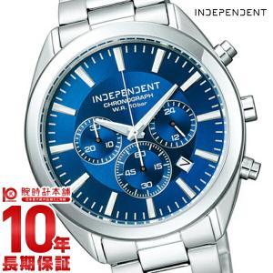 今ならポイント最大20倍 インディペンデント INDEPENDENT クロノグラフ  メンズ 腕時計 BR1-412-71|10keiya