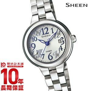 カシオ シーン CASIO SHEEN ソーラー  レディース 腕時計 SHE-4506SBD-7AJF(予約受付中) 10keiya