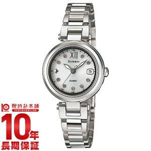カシオ シーン CASIO SHEEN ソーラー電波  レディース 腕時計 SHW-1504D-7AJF(予約受付中)|10keiya