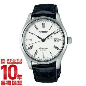 『500円割引クーポン』セイコー プレザージュ 100m防水 機械式(自動巻き)SARX019 メンズ 腕時計|10keiya
