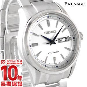 セイコー プレザージュ 100m防水 機械式(自動巻き) SARY055|10keiya
