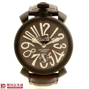 今ならポイント最大20倍 ガガミラノ GaGaMILANO   メンズ 腕時計 5012.04S|10keiya