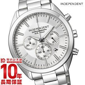 今ならポイント最大20倍 インディペンデント INDEPENDENT Timeless Line クロノグラフ  メンズ 腕時計 BR1-412-11|10keiya
