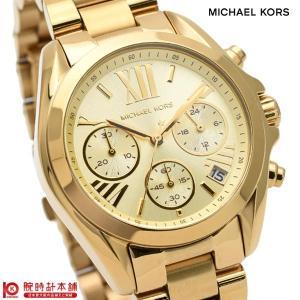 最大ポイント22倍 マイケルコース MICHAELKORS ブラッドショー クロノグラフ ミニ クロノグラフ  レディース 腕時計 MK5798|10keiya