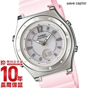 カシオ ウェーブセプター CASIO WAVECEPTOR ソーラー電波  レディース 腕時計 LWA-M142-4AJF(予約受付中) 10keiya
