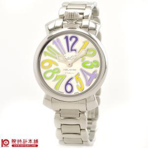 最大26倍 24日25日26日限定 ガガミラノ GaGaMILANO マニュアーレ 35MM  レディース 腕時計 6020.5|10keiya