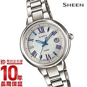 カシオ シーン CASIO SHEEN ソーラー  レディース 腕時計 SHE-4516SBY-7AJF(予約受付中) 10keiya