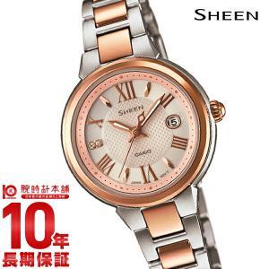 カシオ シーン CASIO SHEEN ソーラー  レディース 腕時計 SHE-4516SBZ-9AJF(予約受付中) 10keiya