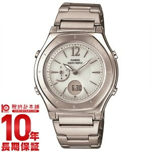 カシオ ウェーブセプター CASIO WAVECEPTOR ソーラー電波  レディース 腕時計 LWA-M160D-7A1JF(予約受付中)|10keiya