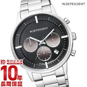 今ならポイント最大20倍 インディペンデント INDEPENDENT Timeless Line クロノグラフ  メンズ 腕時計 BR1-811-51|10keiya