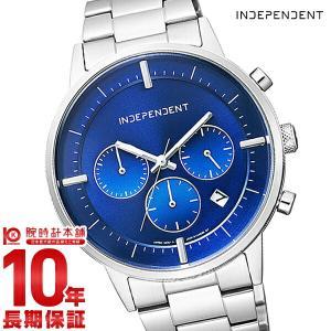 今ならポイント最大20倍 インディペンデント INDEPENDENT Timeless Line クロノグラフ  メンズ 腕時計 BR1-811-71|10keiya