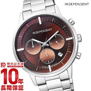 今ならポイント最大20倍 インディペンデント INDEPENDENT Timeless Line クロノグラフ  メンズ 腕時計 BR1-811-91|10keiya