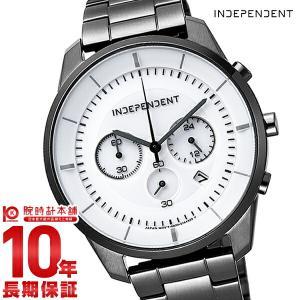 今ならポイント最大20倍 インディペンデント INDEPENDENT Timeless Line クロノグラフ ソーラー  メンズ 腕時計 KF5-144-11|10keiya