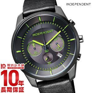 今ならポイント最大20倍 インディペンデント INDEPENDENT Timeless Line クロノグラフ ソーラー  メンズ 腕時計 KF5-144-50|10keiya