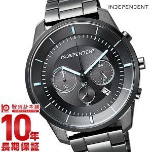 今ならポイント最大20倍 インディペンデント INDEPENDENT Timeless Line クロノグラフ ソーラー  メンズ 腕時計 KF5-144-51|10keiya