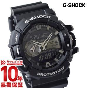 カシオ Gショック G-SHOCK 限定モデル GA400GB1AJF メンズ